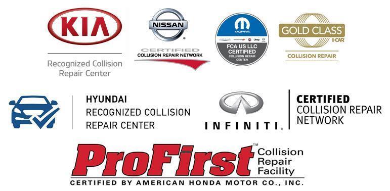 Car brands we work on